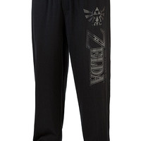 Legend of Zelda Hyrule Crest Lounge Pants