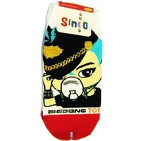Big Bang TOP Kpop Sock (SEND FROM USA)