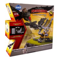 How to Train Your Dragon 2 Toothless Viking Attack Set (Brick)
