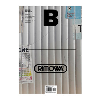 B Issue 32 - Rimowa
