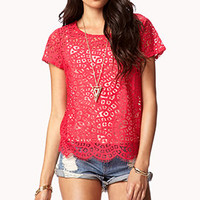 Essential Lace Top