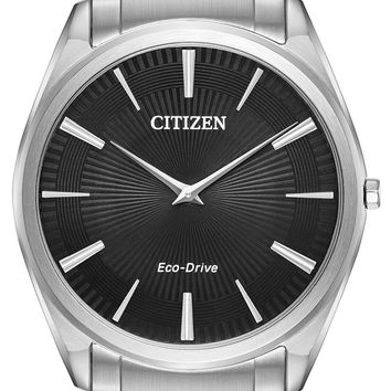 Citizen Eco-Drive Stainless Steel Watch AR3070-55E