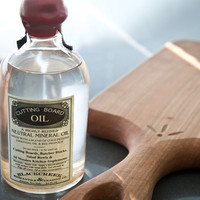 Multipurpose cutting board oil