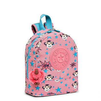 Sienna Small Printed Kids Backpack