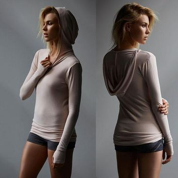 Summer Hats Sweatshirts Hoodies Casual Long Sleeve Gloves [6407767748]