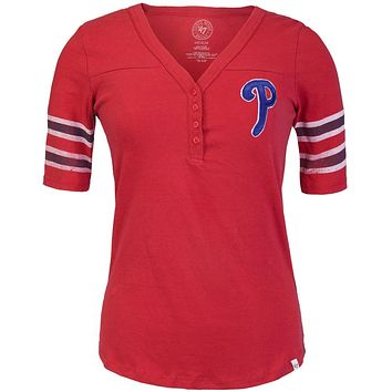 Philadelphia Phillies - Juniors Playoff Premium Henley