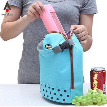 Travel Baby Bebe Mommy Bag. Insulated.