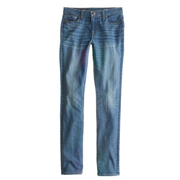 J.Crew Womens Reid Straight Jean In Werner Wash