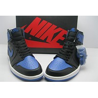 "AIR JORDAN 1 RETRO OG ""ROYAL BLUE"" (2013 VERSION)"