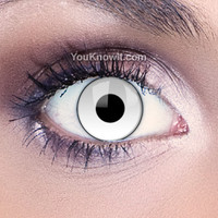 Gothic Contact Lenses | Funky Eyes Manson Contact Lenses
