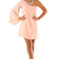 Sound Of Change Dress: Blush