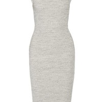James Perse - Ribbed stretch-cotton dress