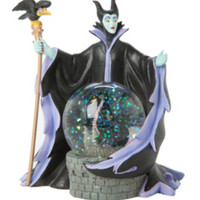 Disney Villains Sleeping Beauty Maleficent Water Globe