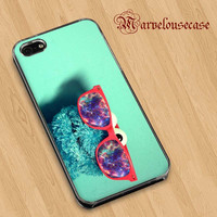 cookie monster glass nebula custom case for all phone case