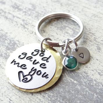 Memorial keychain, sympathy keychain, loss, loss of family, god gave me you keychain, i have you in my heart keychain, memorial, infant loss, loss of parent, loss of sibling