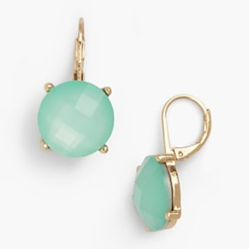 Faceted Bead Earrings | Talbots