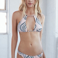 Volcom Free Bird Halter Bikini Top at PacSun.com