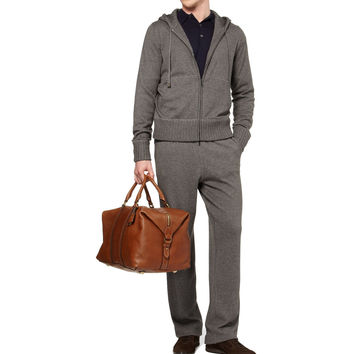 Loro Piana - Cashmere and Silk-Blend Tracksuit Pants | MR PORTER