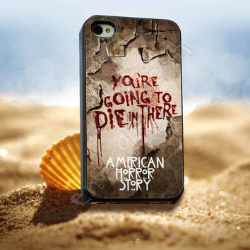 American Horror Story - for iPhone 4/4s, iPhone 5/5S/5C, Samsung S3 i9300, Samsung S4 i9500 Hard Case *ENERGICFRESH*
