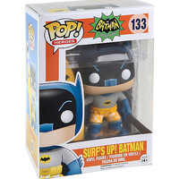 Funko DC Comics Batman Classic TV Series Pop! Heroes Surf's Up! Batman Vinyl Figure