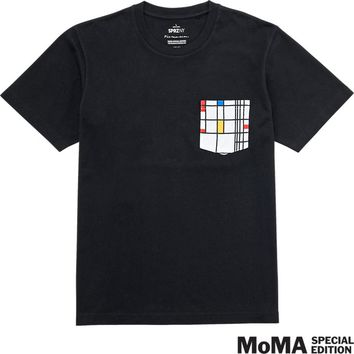 MEN SPRZ NY GRAPHIC T-SHIRT (PIET MONDRIAN) | UNIQLO