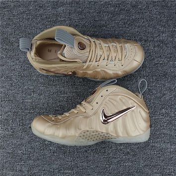 Air Foamposite Pro Basketball Shoe Size 40--47