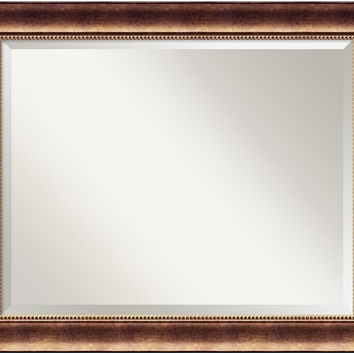 0 00742228x34 manhattan mirror large framed mirror