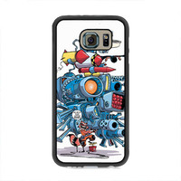 Say Hello To My Little Friend Rocket Racoon Samsung Galaxy S6 Case
