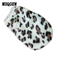 PEAPG2Q dog clothes for small dogs fleece Winter warm dog coat Clothes Leopard Pet Vest Clothing clothes dog shirt costume vetements