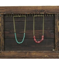 Eco-Friendly Jewelry Organizer