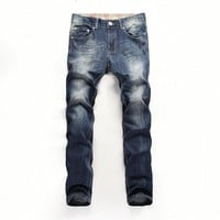 Jeans Straight Jeans [6541761795]
