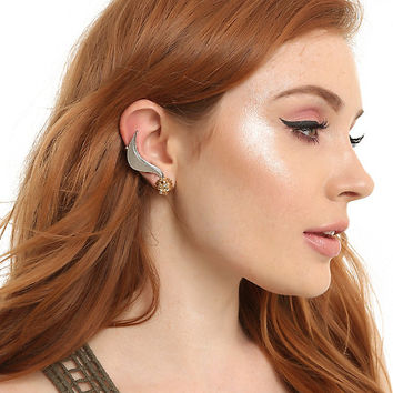 Harry Potter Golden Snitch Climber Earrings