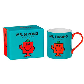 Mr Strong Mug From Wild and Wolf