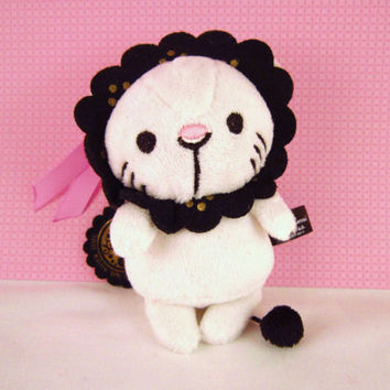 Sentimental Circus Rio Lion San-x Plush UFO Catcher Kawaii Keychain charm - LAST ONE