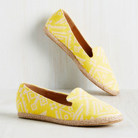 Look Cruise Talking Loafer | Mod Retro Vintage Flats | ModCloth.com