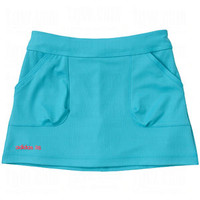 adidas Golf Girls Fashion Performance Knit Skort