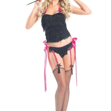 BW1554 4 Piece Queen of the Dance Costume - Be Wicked