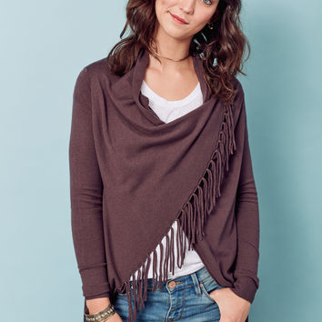 Carys Fringed Sweater II