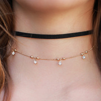 Long Nights Choker