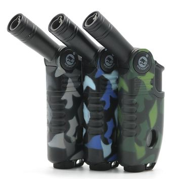 MF263 Camouflage Torch JET  - BBQ lighter