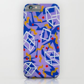 90's Feels iPhone & iPod Case by Ducky B