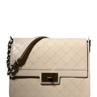 Marc By Marc Jacobs Quilted Shoulder Bag - Leather Handbag - ShopBAZAAR