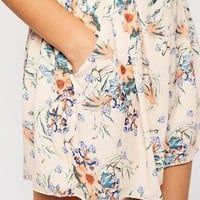 Love Printed Shorts