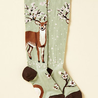 So Deer to Me Socks