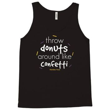 throw donuts Tank Top