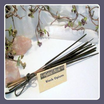 Black Opium Stick Incense