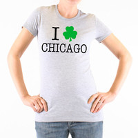 Chicago St. Patricks Day T Shirt | Chi Town St Patty's Day T-Shirt - 313