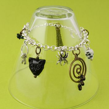 Oddities Charm Bracelet
