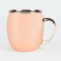 Wendylou Moscow Mule Mug Copper One Size For Women 26051671101