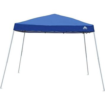 Ozark Trail 10x10 Slant Leg Instant Canopy/Gazebo Shelter (100 sq. ft Coverage)